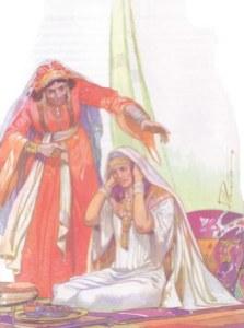 Peninnah and hannah