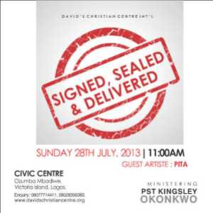 SEALED, SIGNED DELIVERED dp