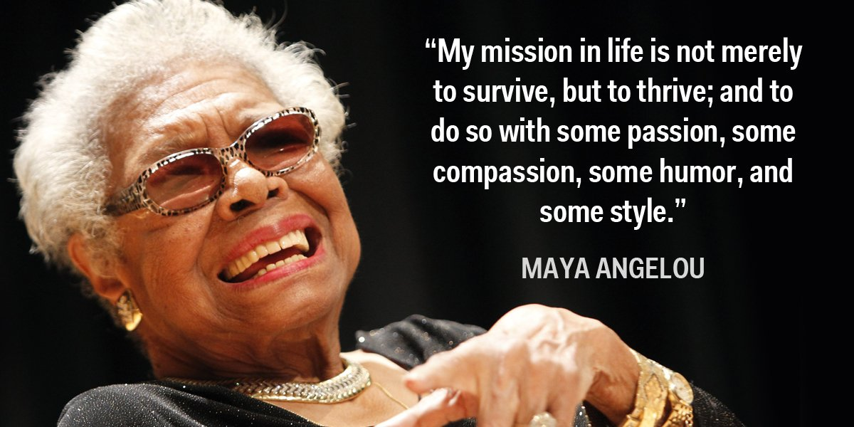 Maya Angelou Quotes Madea S Family Reunion - Best Quote 2018