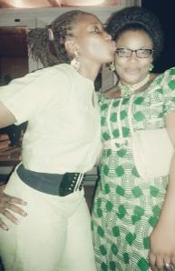 Ify and I