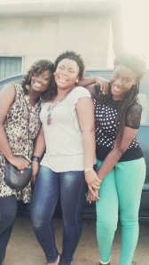Ewa, Ify and Chi