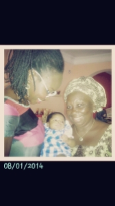 dragged momsie to see 'Vida