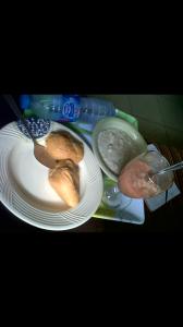 Perfect brekkie or lunch