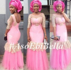 Very lovely and very decent asoebi bella