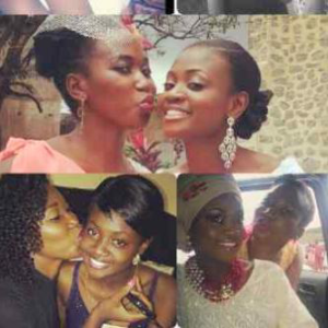 Ayo and I go way back. 10YEARS now. ditto valerie and Eniola