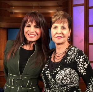 Lisa and Mama Joyce