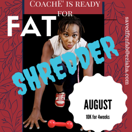 #SavedFitnFAB…July WEIGHTLOSS results (pictures)