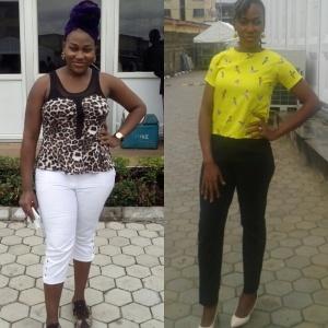 Love the transformation haha